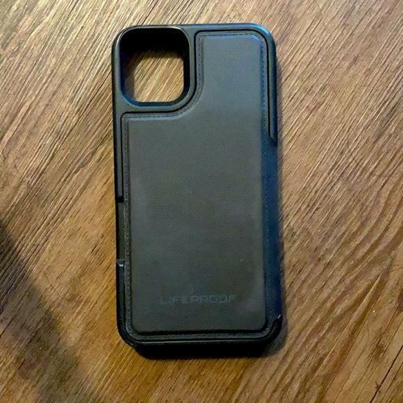 Lifeproof wallet case!